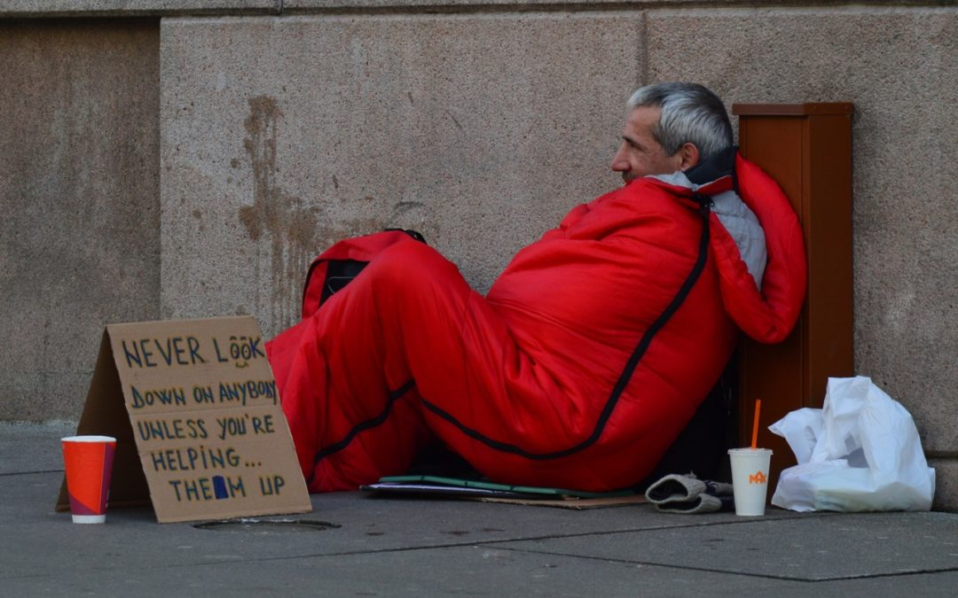 Charity: 'Covid Puts Homeless Youngsters At Risk'