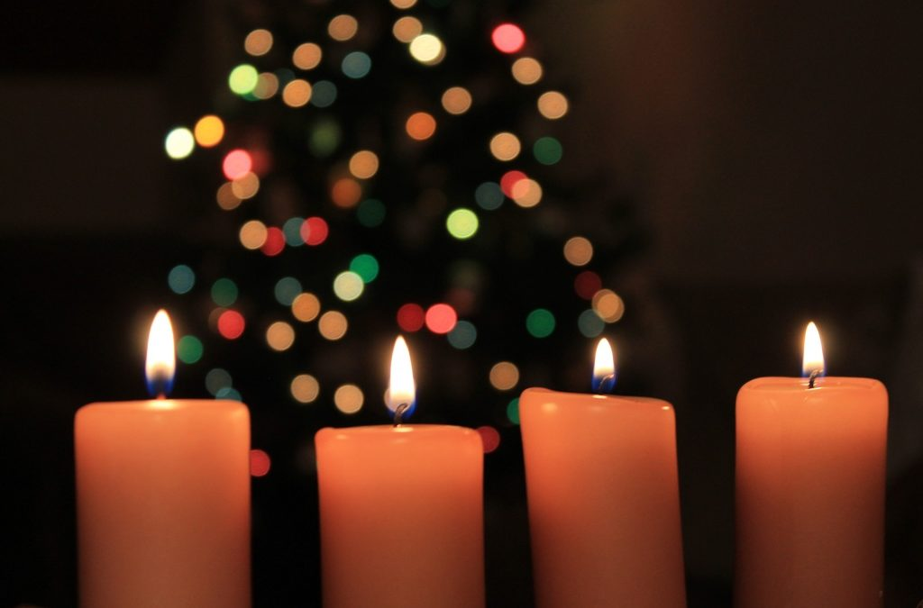 Praying Together As A Diocese During Advent