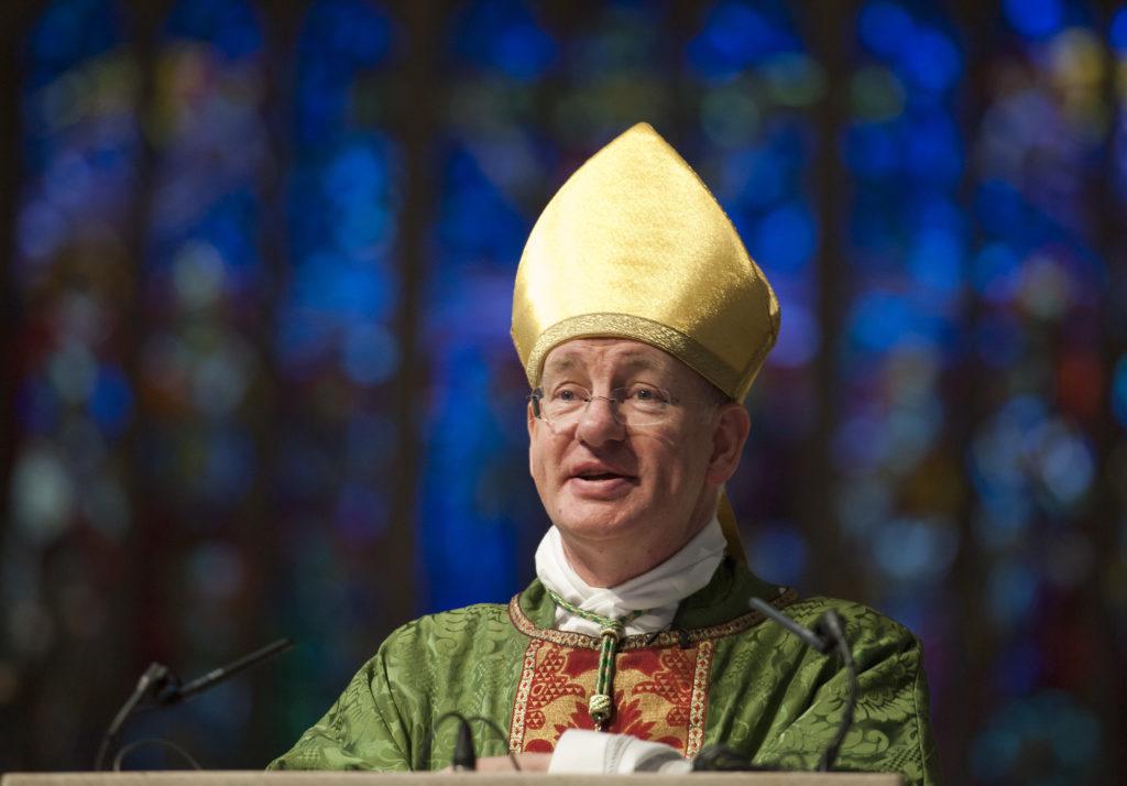 Bishop Richard Moth, © Mazur/catholicnews.org.uk