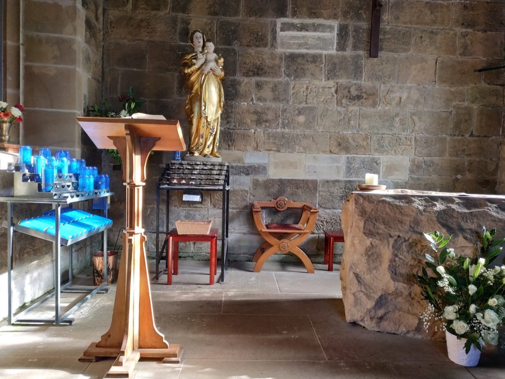 The Lady Chapel, Osmotherley