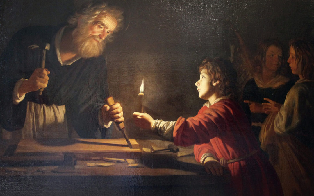 A Letter From Bishop Terry: The Year of St Joseph