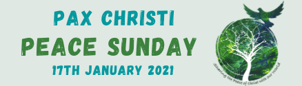 Resources To Help Parishes Mark Peace Sunday