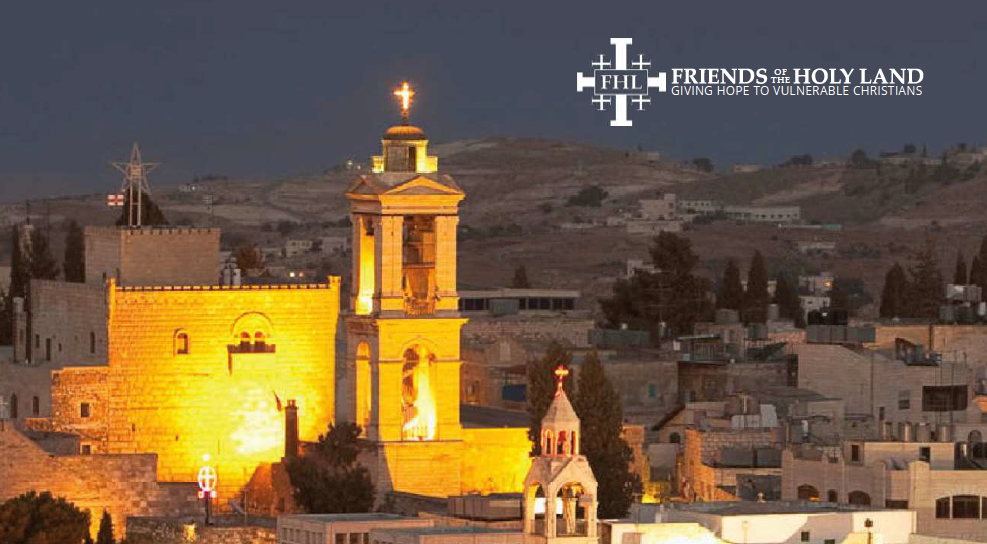 New Prayer Resource Brings Easter In The Holy Land To Life