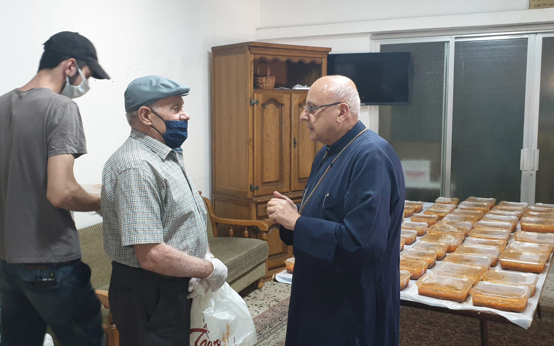 Aid to the Church in Need's Lenten lunch For Lebanon