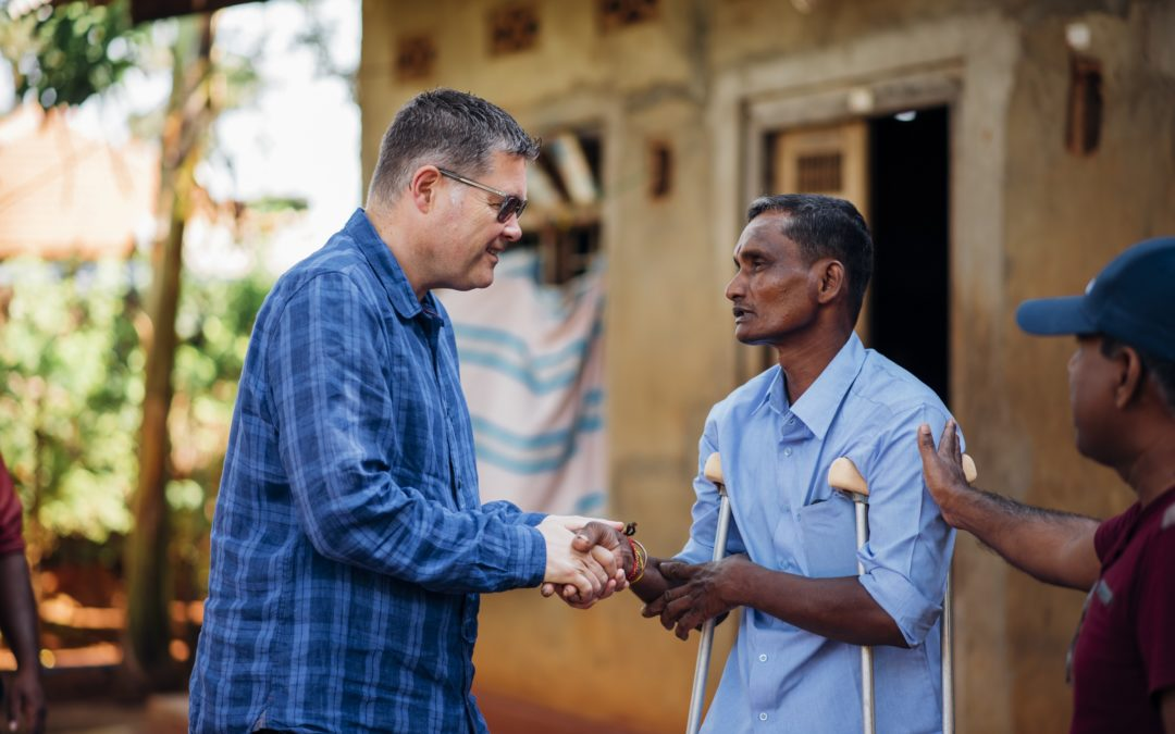 Charity Praises Pope's Leprosy Hope Message