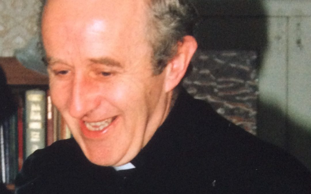 Father Peter Dies in Golden Jubilee Year