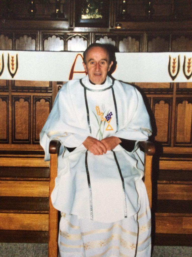 Father Peter Egan