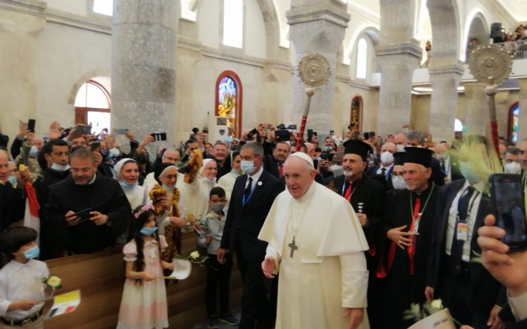 23,000 Iraqi Christians Return After Pope's Visit