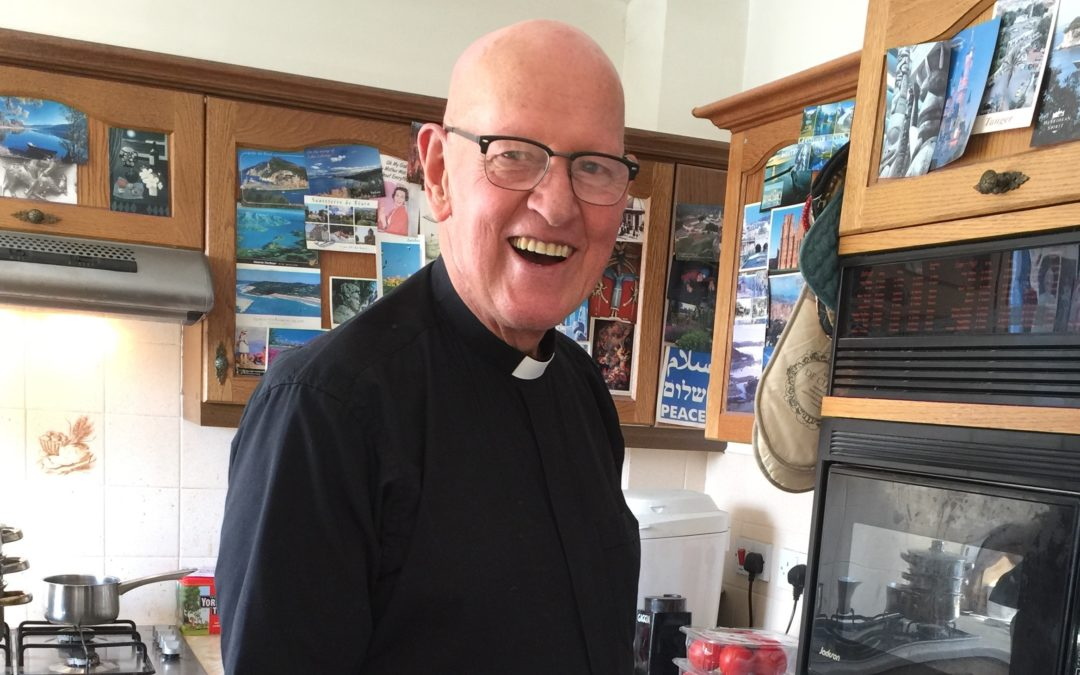 Tributes Paid To Father Ross