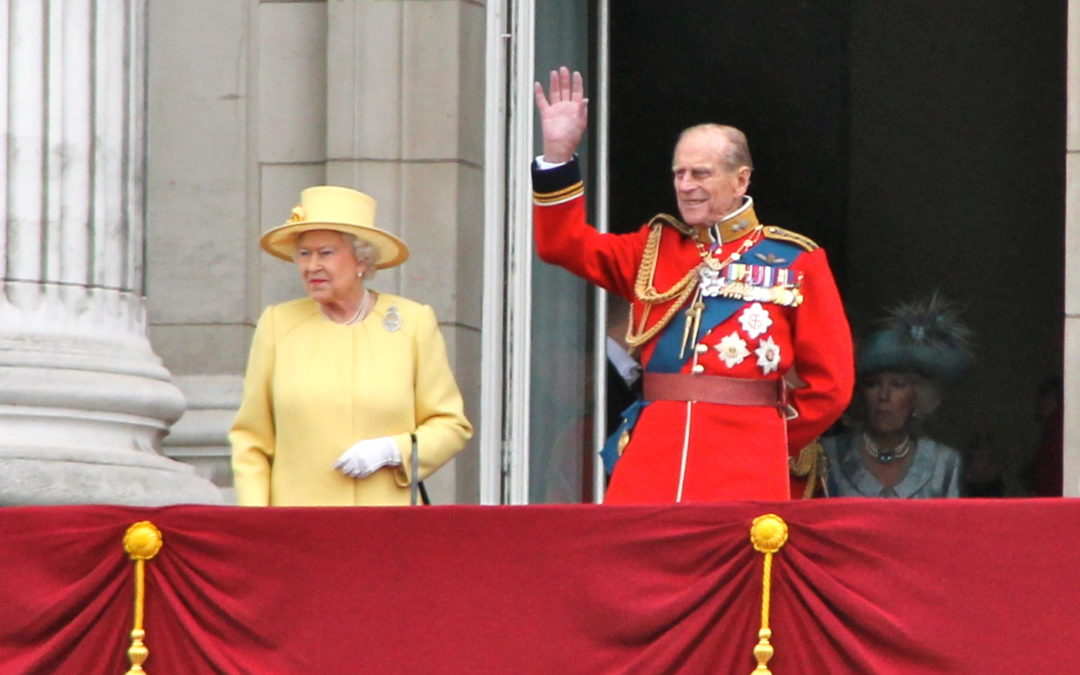 Bishop Terry's Statement On The Death of Prince Philip