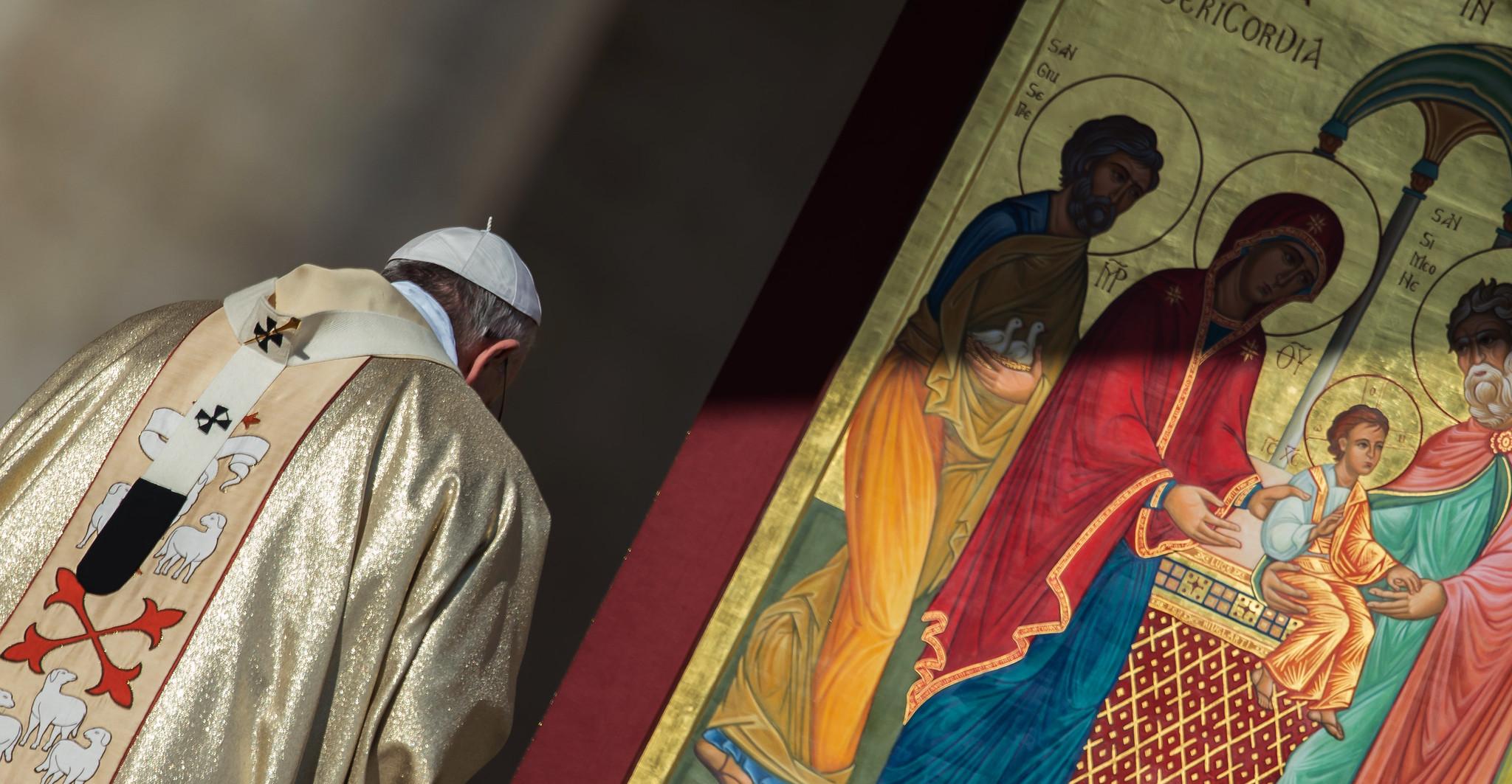 Pope Francis – Photo © Mazur/catholicnews.org.uk