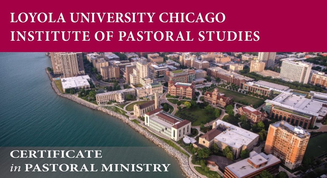 Could Pastoral Ministry Course Be For You?