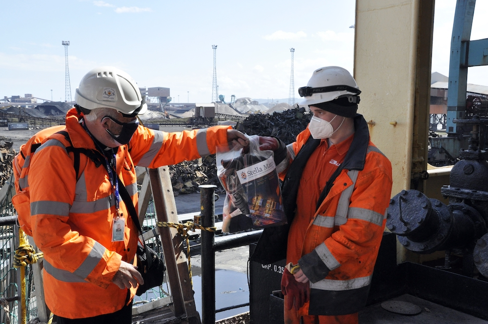Support Our Seafarers On Sea Sunday