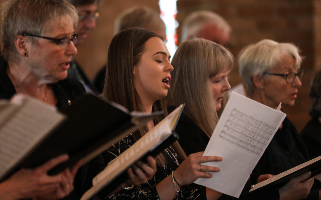 Diocese Seeks New Director Of Music