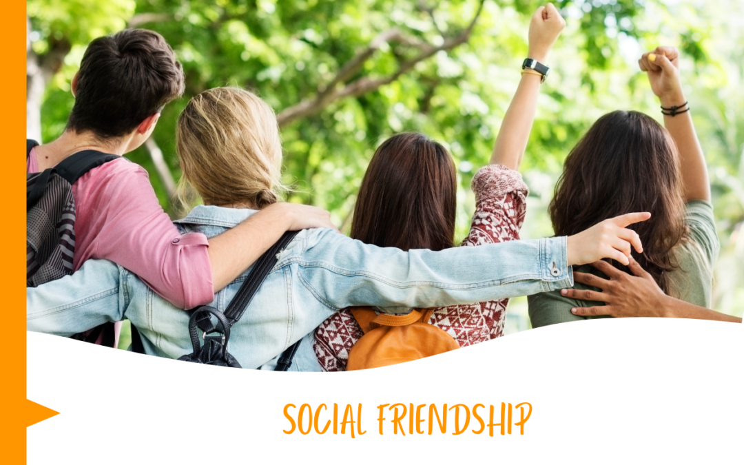 Pope's Prayer Intention For July – Social Friendship