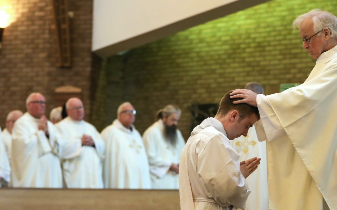 Prayers Offered For Father John Wood