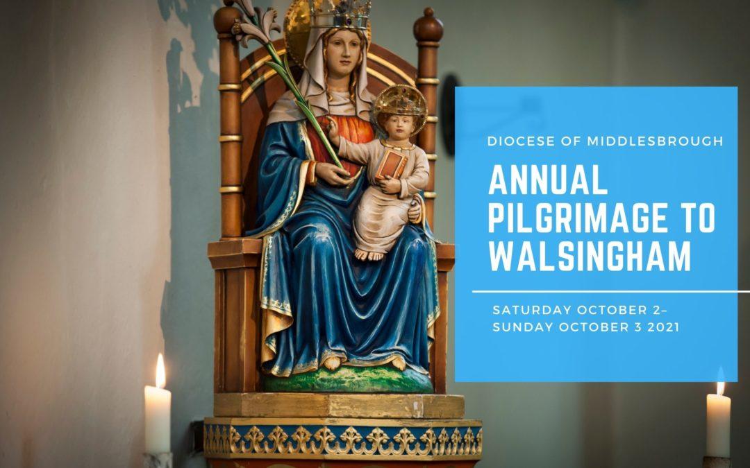Walsingham Pilgrimage Returns This October