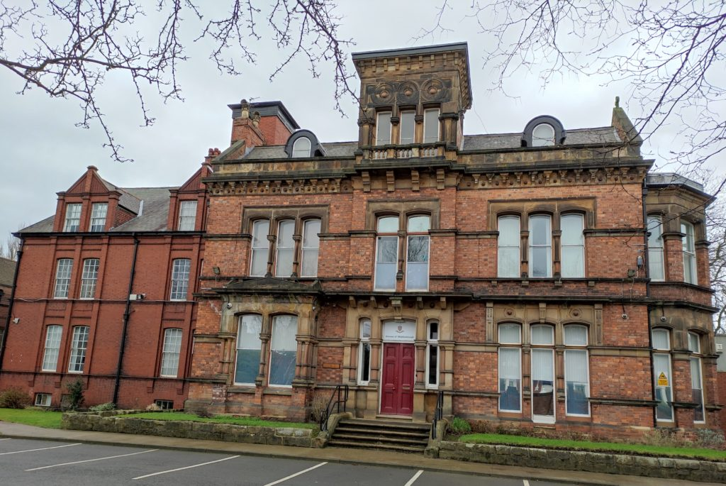 The Curial Office, Middlesbrough