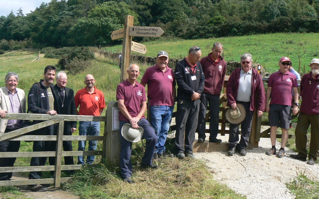 National Trail Rerouted To Pass Lady Chapel