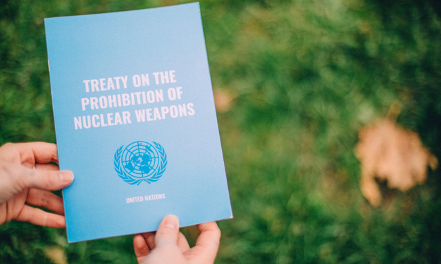 The treaty on the Prohibition of Nuclear Weapons came into force on January 22 2021