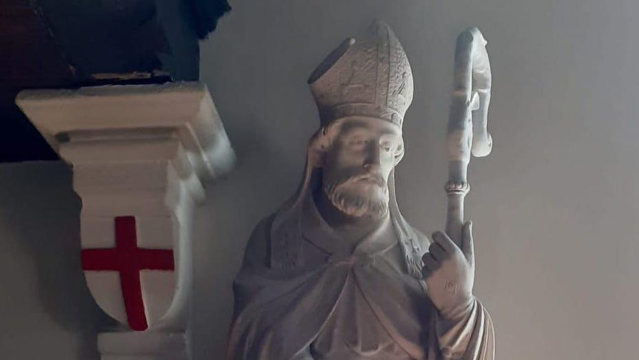 Statue of St John of Beverley